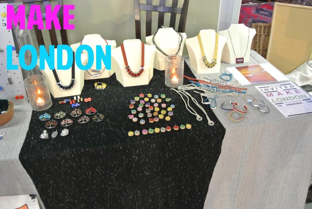 MAKE London jewelry