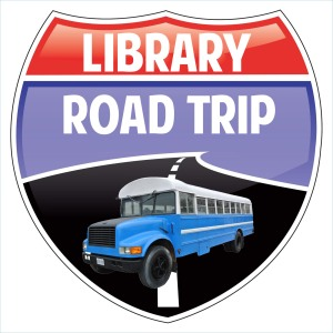 Library Roadtrip logo