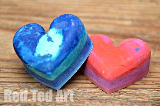 Recycled-Crayons-Valentines-Gift